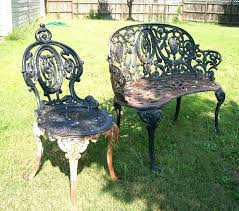 painting wrought iron patio furniture wrought iron patio set tools are for women too how to paint cast paint colors for wrought iron patio furniture