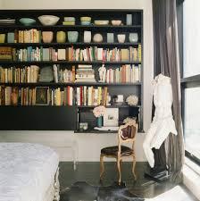contemporary home ideas master bedroom bookshelves design