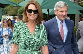 Why can't I stop watching this?' Royal fans are loving this hilarious video  of Michael and Carole Middleton   Woman & Home