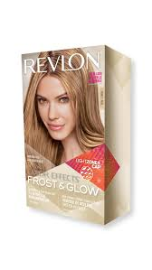 Revlon Professional Hair Colour Chart Color Effects Frost Glow Highlights
