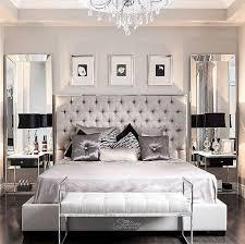 mesmerizing black silver bedroom