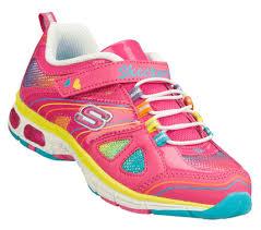 sketchers girls shoes. girls\u0027 s lights: light ray - sparkle party sketchers girls shoes t