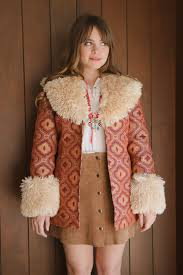 Penny Lane Coat in Petal – Miracle Eye