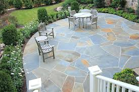 full color flagstone patio pictures outdoor natural stone