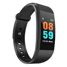 Track My Blood Pressure Xbotmax Smart Fitness Tracker Blood Pressure Monitor Ip68 Waterproof