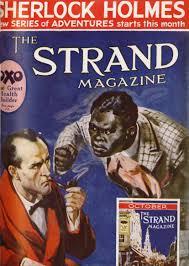 Resultado de imagen para the strand magazine holmes
