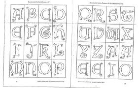 Medieval Alphabet Coloring Pages Medieval Alphabet Coloring Pages