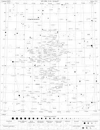 R A S C Finest Ngc Objects Star Charts