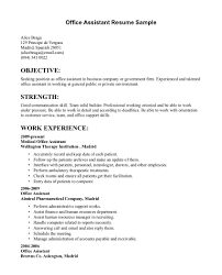 unusual medical officeesume samples assistant summaryiez   medical officesume samples order popular school essay on usa help creative back examplesceptionceptionist unusual office