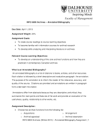 Annotated Bibliography Example   Obfuscata WRITING AN ANNOTATED BIBLIOGRAPHY From Writing Across the Curriculum by  Sandra NagyWhy