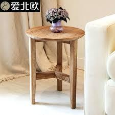 oak round coffee table love minimalist side table small coffee table a few pure white oak oak round coffee table