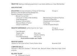 Creative Retail Jobs Fashion Retail Cover Letter Cover Letter For Fashion Retail Job