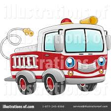 Fire Engine Design Studio Fire Truck Clipart 1078216 Illustration By Bnp Design Studio