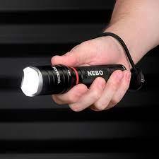Đèn pin sạc điện cầm tay Nebo Tac Slyde