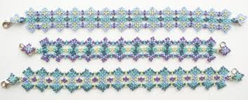 Bead Weaving Patterns Magnificent Linda Richmond Beadweaving Patterns Page Two