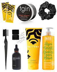 low porosity hair routine black