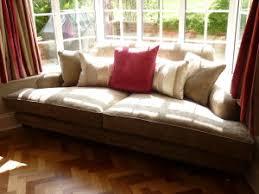 Bespoke Bay Window Sofa