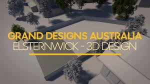 Grand Designs Episode 8 Grand Designs Australia 3d Design Elsternwick Vic Episode 2 Season 8