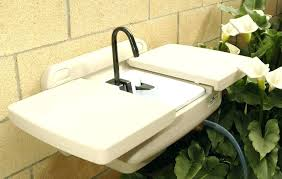 garden sinks. Outdoor Garden Sink Plastic Outside Sinks Station Sale R