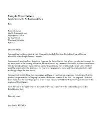 Example Of Cover Letter For Job Template Best Job Cover Letter Examples 48 Komphelpspro