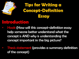 analytical thinking and writing in all subject areas ppt tips for writing a concept definition essay