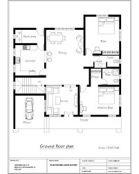 Modern Four Bedroom House Plans 3 Bedroom House Plan