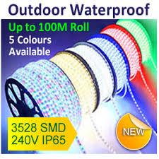 outdoor lighting regulations uk. mains powered 220v - 240v led strip light outdoor waterproof ip65 copper wire bright 3528 smd 4.8w pm lighting regulations uk