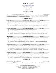 Resume Templates Home Office Careers Simple Resume Image Homeresume