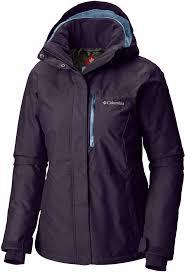 Columbia Omni Heat Light Jacket Alpine Action Omni Heat Hooded Jacket