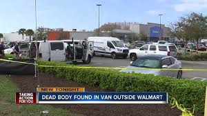 walmart sandusky ohio strong odor in walmart parking lot leads police to body inside