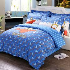 Patterned Bedding Simple Decorating