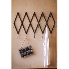 Adjustable Coat Rack Amazon Black Expandable Diamond Coatrack Home Kitchen 39