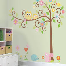 Small Picture Wall Decals Trendy Colors Owl Wall Decals 117 Owl Wall Stickers