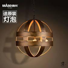 round iron chandelier vintage industrial round iron chandelier creative arts loft lamp chandelier bar restaurant warehouse