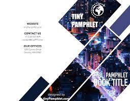 Microsoft Word Pamphlet Google Pamphlet Microsoft Word Pamphlet Template Pamphlets Templates
