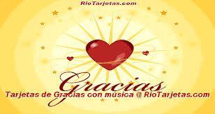 Tarjetas De Gracias Gratis Tarjetas De Agradecimiento Rio