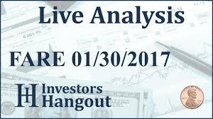 Fare Stock Chart Fare Stock Live Analysis 01 30 2017