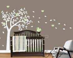 wall decals for nursery contemporary tree decal with blowing flower decals birds and butterflies included tree wall decal for baby 1014 on baby nursery ideas wall decals with large tree wall decal baby nursery wall art mural wall tattoo decor