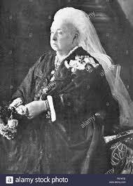 La regina Vittoria di Gran Bretagna 1899. Victoria (Alexandrina Victoria;  24 maggio 1819 - 22 gennaio 1901)