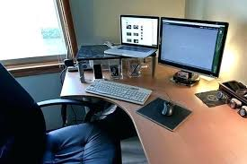 cool office desk. Best Home Office Desks Desk Setups Inspirational Workspace Awesome Setup Cool