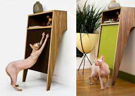 25 Awesome Furniture Design Ideas For Cat Lovers