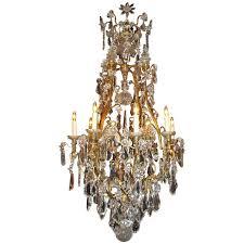 antique chandelier baccarat chandelier