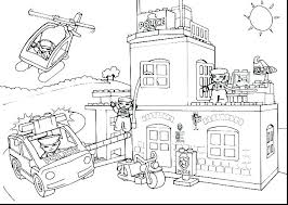 Policeman Coloring Pages Policeman Coloring Pages Police Coloring