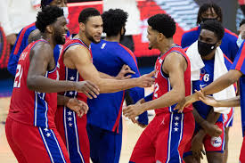 Shaq picks hawks over sixers in 5 games if joel embiid can't play 76ers 15 hours ago 32 shares. Let Us Properly Appreciate The 2020 21 Sixers Before The Playoff Agita Sets In Liberty Ballers