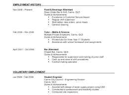 Bar Staff Job Description General Job Description Template Allthingsproperty Info