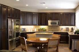 dark stained kitchen cabinets. Brilliant Dark Staining Kitchen Cabinets Black To Dark Stained I