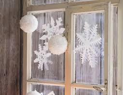 Winterliche Fensterdeko Basteln Baur