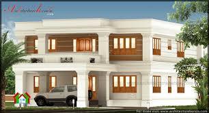 2800 square feet big house elevation