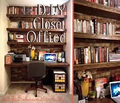 diy closet office. the closet office best thing in smallspace home organization since first time an inocent shoe box was repurposed and covered scrapbook paper diy i