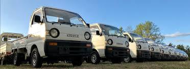 boeki usa ese mini trucks dealer in washington or call 360 990 7770we import all kind of jdm vehicles in united states suzuki carry daihatsu hijet mitsubishi minicab subaru sambar
